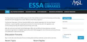 AASL & ESSA Standards